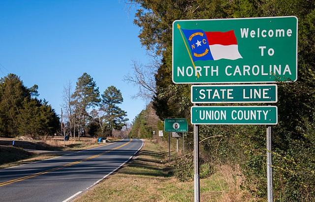 Sex Shops in North Carolina